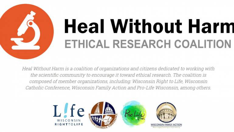 Coalition Committed to Heal Without Harm Legislation