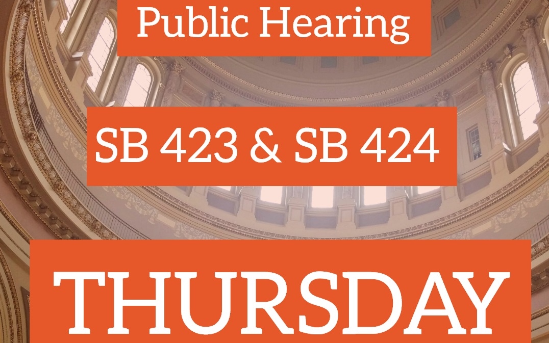 PLEASE ATTEND: Public Hearing on Heal Without Harm Legislative Initiative!