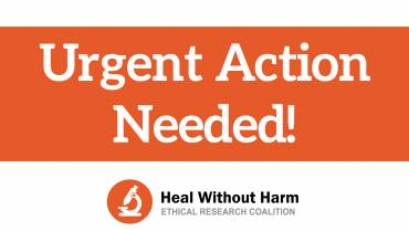 Action Alert: Call Your Legislator on Move to Kill the Heal Without Harm Initiative
